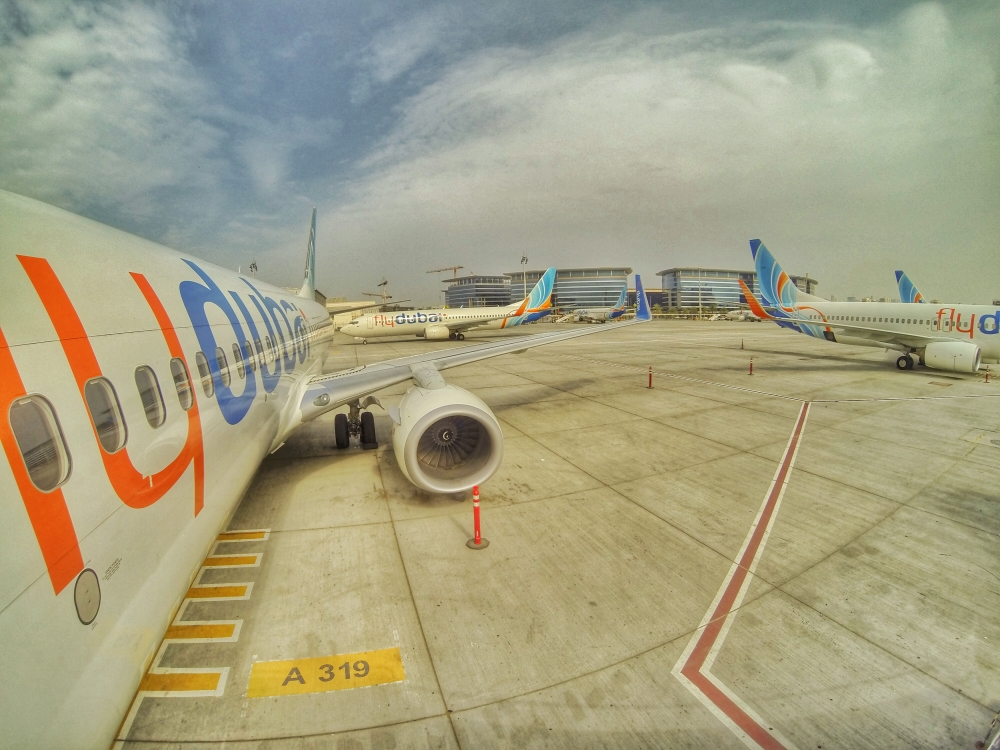 My latest airline; flydubai. Being based in Dubai is an experience and the type of destinations we serve make it an interesting operation.