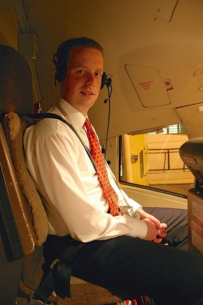 If you ever wondered where my Instagram name (Dutchbird757) comes from, here is your answer. This is 11 years ago working for a Dutch charter airline called Dutchbird, as a Operations Officer. Here I'm riding jump seat on one of our 757's on my day off. I fell in love with the 757 right there and then. Can't believe it's been 10+ years and I've been flying myself for 8 years already!