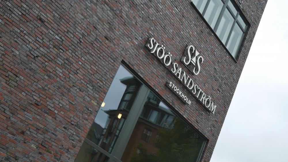 Sjöö Sandström, Stockholm